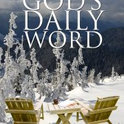 Gods Daily Word winter cover